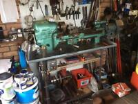 SOLD Smart & Brown London lathe