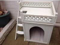 Mini cat or dog kennel