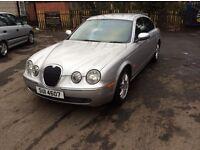 2004 Jaguar S-type 2.7 tdv6 auto. FOR BREAKING!!