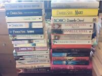 Danielle Steel books job lot! 28 books!
