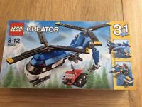 Lego Creator 31049 3 in 1 Twin Spin Helicopter