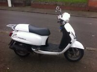 fiddle2 moped