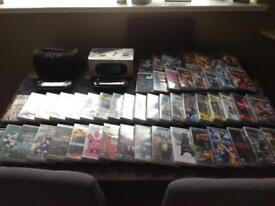 Huge Sony psp collection