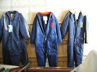 vintage snow suits