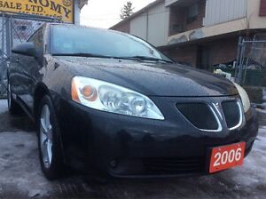 2006 Pontiac G6 GTP Low KM 71K Coupe Leather Sunroof Alloys LOAD