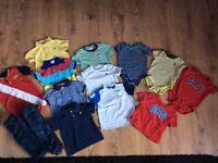 Baby boy designer clothes bundle