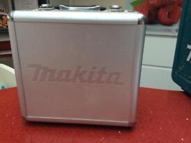 MAKITA drill boxs