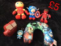 Marvel superhero toys