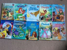 Disney Book collection immaculate condition. Great Xmas prezzie!