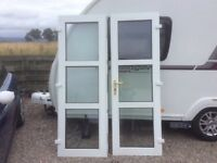Double Glazed Patio/French Doors & Frame