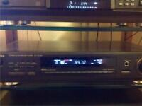 Technics ST-GT550 Stereo Synthesizer tuner.