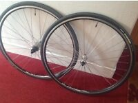 Set of R450 wheels