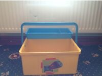 Mothercare baby storage box