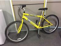 "Raleigh Max Aero GS Mountain Bike Frame Size 16"" with 24""wheels"