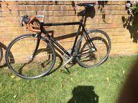Shogun road bike 10 gears