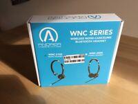 Andrea Communications C1 2100 Wireless Noise-Canceling Bluetooth Mono Headset