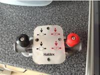 Haldex park & shunt valve
