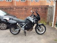 Triumph Tiger 955i with full Triumph luggage Sold Sold