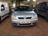 Vauxhall Vectra Club DTI