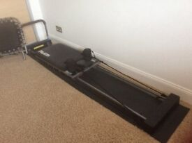 Pilates exercise machine
