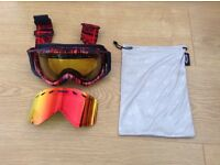 Stance ski goggles