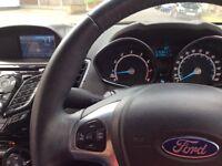Ford Fiesta 1.2 zetec 2016 Manual low miles