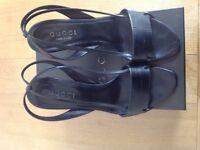 Ladies Gucci Sandals
