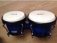 Headliner Bongo Drums Full Size