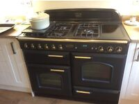 Range Classic 110 Gas Cooker in very good condition.