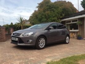 Ford Focus Titanium 2012 1.6TDCI - SELF PARKING - PRIVACY GLASS - EXCELLENT CONDITION- LOW MGS