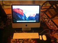 iMac mint condition with box
