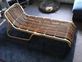 Ikea Jassa Lounger chaise longue + cover (limited edition)