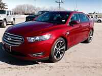 2014 Ford Taurus SEL AWD LEATHER NAV  11200KM
