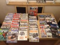 Photography Magazines & Editing Tutorial Discs