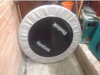 Reebok Adult/Kids Exercise Trampoline - FREE pick up only