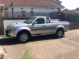 Nissan Navara King Cab Pick up in nice clean condition .