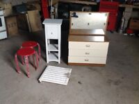 Some bits of furniture to sell