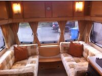PRICE REDUCTION 2007 Bailey pageant Bordeaux, fixed bed, with full awning