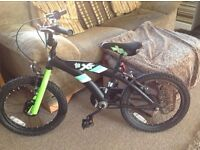 Boys bike, 14 in wheels, suitable for child age 7-9yrs, great condition