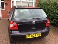 Vw polo 1.2s g, reduced for quick sale - has starting issue