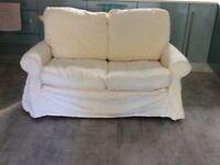FREE to good home- 2seater sofa