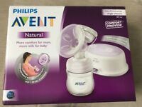 Philips Avent Breast Pump, barely used, no signs of using, no damages.
