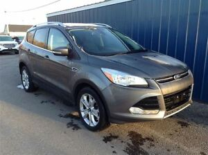 2014 Ford Escape Titanium AWD Lthr Mnrf Nav