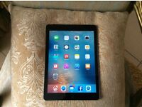 iPad Air cellular & wifi 16gb