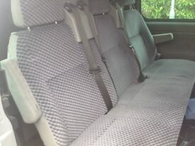Ford tourneo mini bus rear seating very good condition no rips or tears
