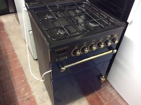 Leisure 55 cm gas cooker very clean all working