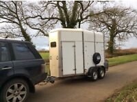 2006 Ifor Williams HB505R Horse Trailer Box