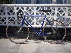 Bambino Vintage Racing Bike, 57cm, good condition