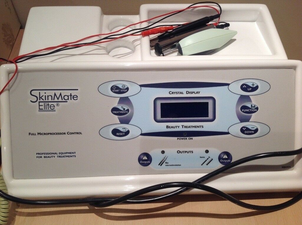 Skin Mate Elite Microprocessor, Professional Equipment. Collection Beverley