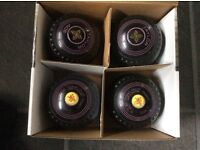 Lawn Bowls .Taylor ace size 1. Heavy ,bought new last year for 220 priced to sell at £130